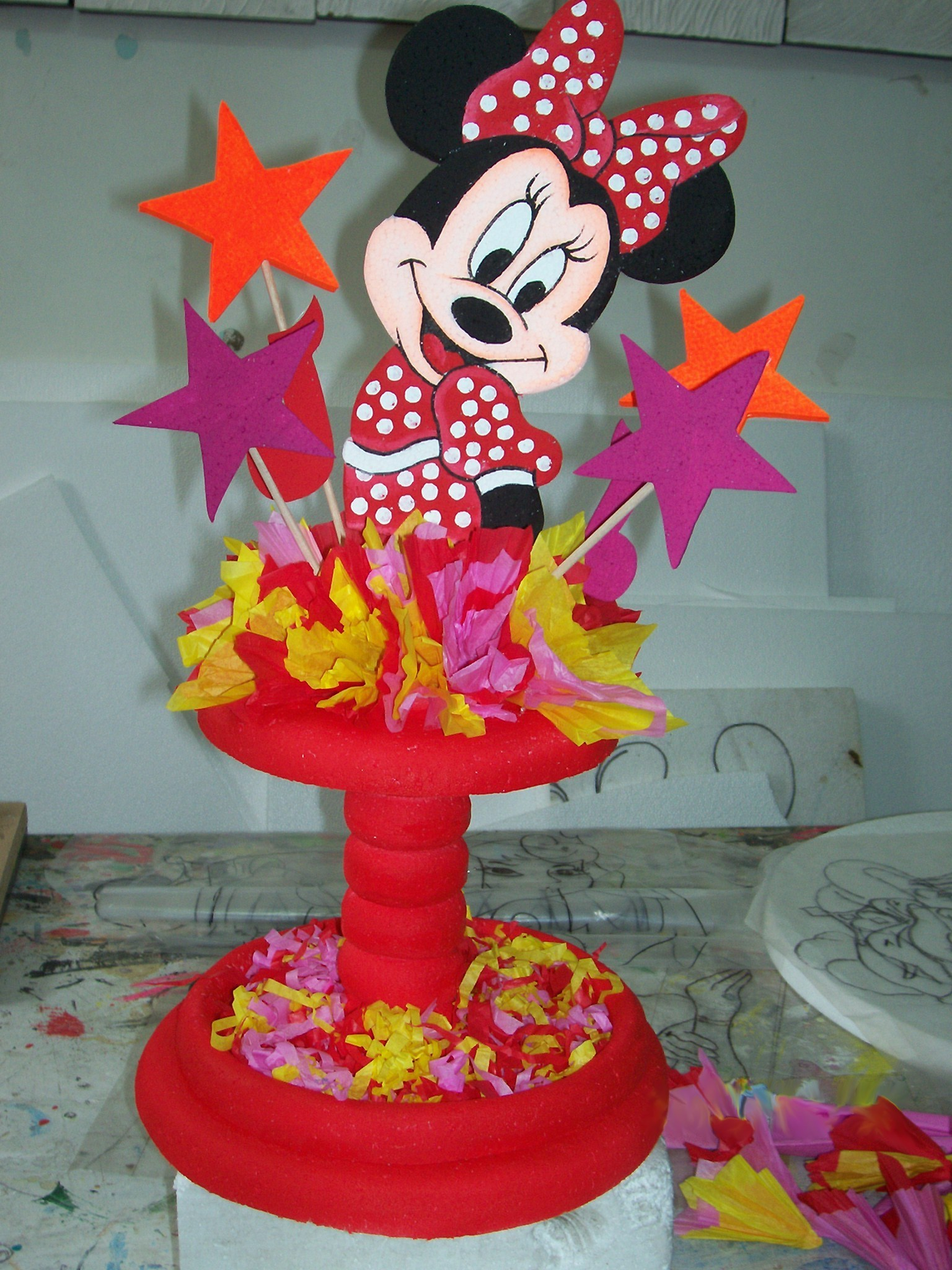 Bombonera Minnie